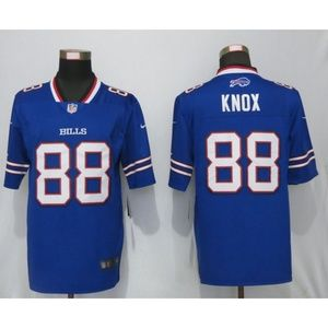 Buffalo Bills Dawson Knox Jersey
